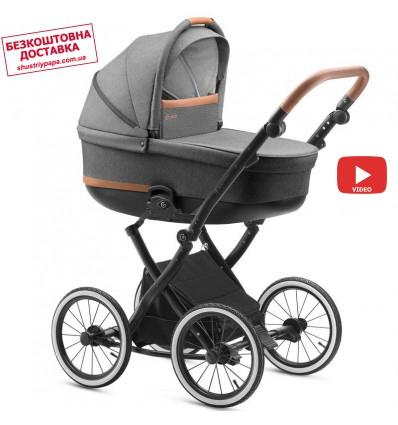 """Детская коляска 2 в 1 Jedo Bartatina 2021, колеса 14"""" V33"""