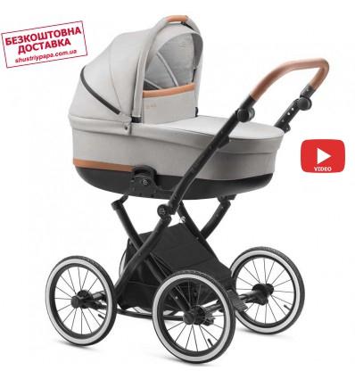"""Детская коляска 2 в 1 Jedo Bartatina 2021, колеса 14"""" V37"""