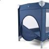 Манеж кровать Caretero Basic Plus navy