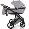 Детская коляска 2 в 1 Junama Space 01 grey