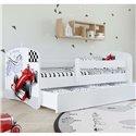Детская кровать Baby Dreams - Формула белая