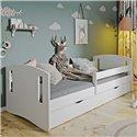 Детская кровать Kocot Kids Classic Mix розовая