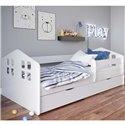 Детская кровать Kocot Kids Kacper белая