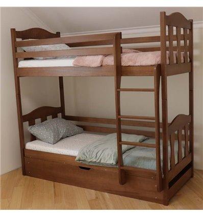 Двухъярусная кровать с подъемным механизмом Дримка Сонька