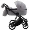 Детская коляска 2 в 1 Adamex Gallo Thermo GA-1 Diamond Grey