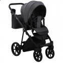 Детская коляска 2 в 1 Adamex Gallo Thermo GA-3 Graphite