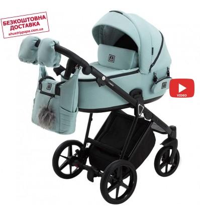 Детская коляска 2 в 1 Adamex Porto Lux TK-47