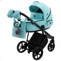 Детская коляска 2 в 1 Adamex Porto Lux TK-64