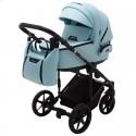 Детская коляска 2 в 1 Adamex Porto Light Tip TK-25
