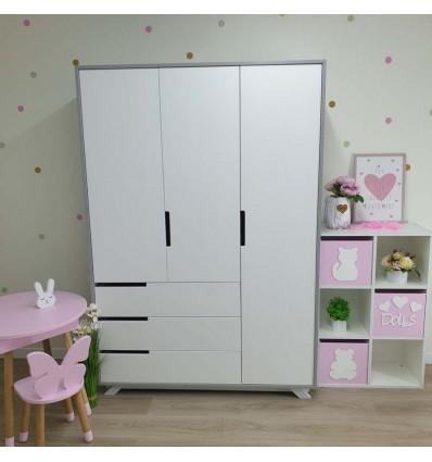 Шкаф для одежды Scandic универсальный