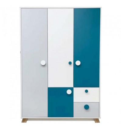 Шкаф для одежды Scandic детский