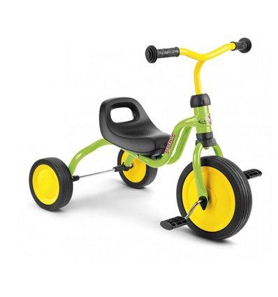 Велосипед трехколесный PUKY Fitsch зеленый