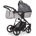 Детская коляска 3 в 1 Verdi Dynamic VD-05 светло-серая