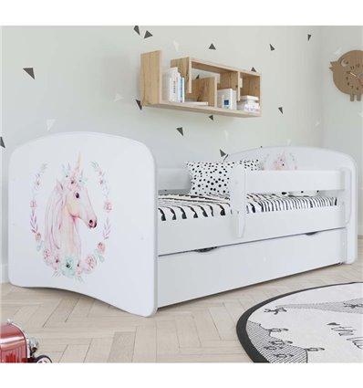 Детская кровать Kocot Kids Baby Dreams - Лошадка белая