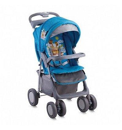 Детская прогулочная коляска Bertoni Foxy Blue Adventure
