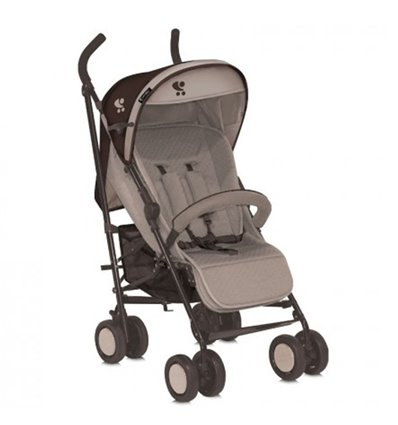 Детская прогулочная коляска Bertoni I-Move Beige Brown