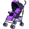Детская прогулочная коляска Caretero Luvio Purple