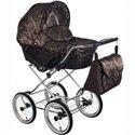 Детская коляска 2 в 1 Lonex Classic Retro Len RL-24