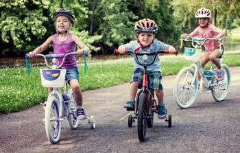 недорогий дитячий велосипед