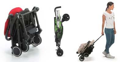 Как выбрать детскую прогулочную коляску - как складываются
