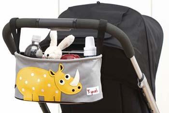 сумка для дитячої коляски