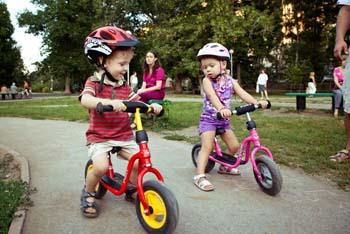 детские велобеги