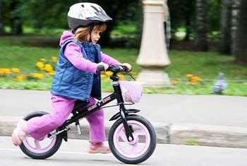 детские велосипеды без педалей