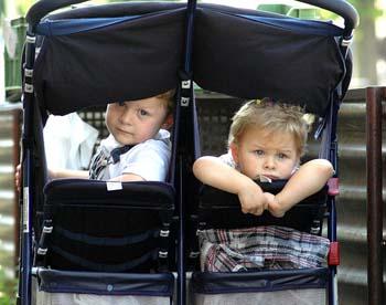 коляски для близнецов купить Украина