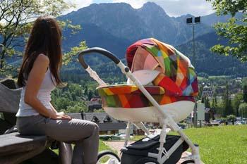 детские коляски 2 в 1 Украина