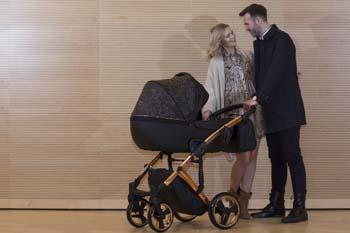 коляска для новорожденного 3 в 1