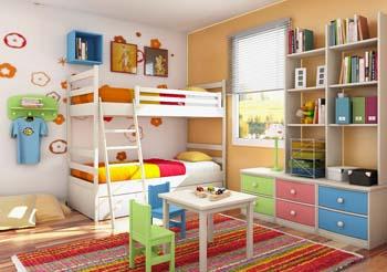 облаштування дитячої кімнати для немовляти