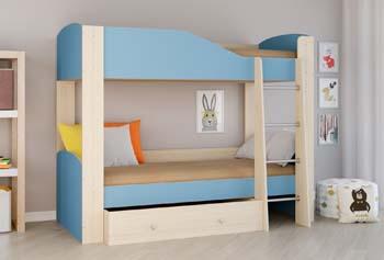 ліжко для двох дітей