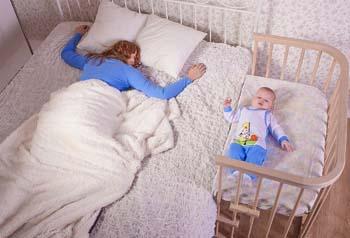 кроватка люлька для новорожденных