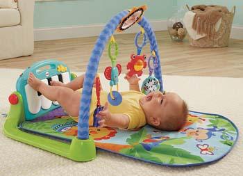 Коврик развивающий для новорожденных