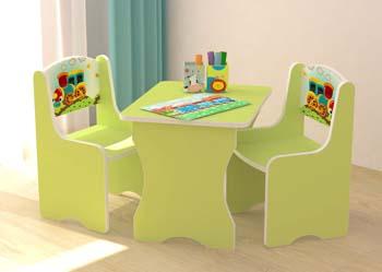 Детские игровые столы и стульчики