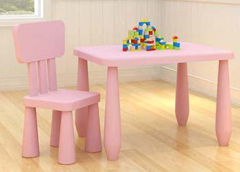 Игровые столы и стульчики в детскую комнату
