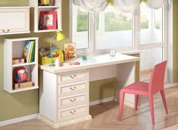 Дитячі письмові столи і крісла